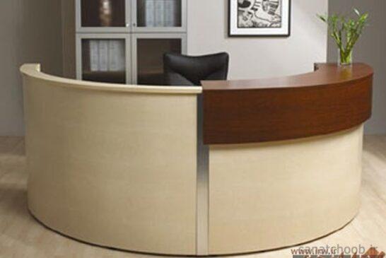 جدیدترین مدل های میز کانتر منشی