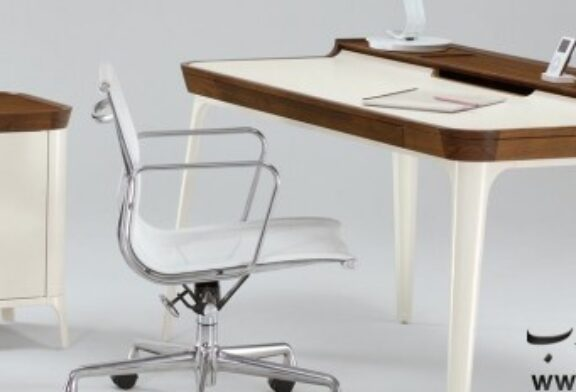 مدل میز کامپیوتر های طرح کوچک و بزرگ مدرن