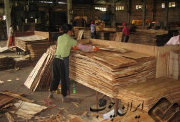 تولید جهانی چوب برای چهارمین سال پیاپی افزایش یافت