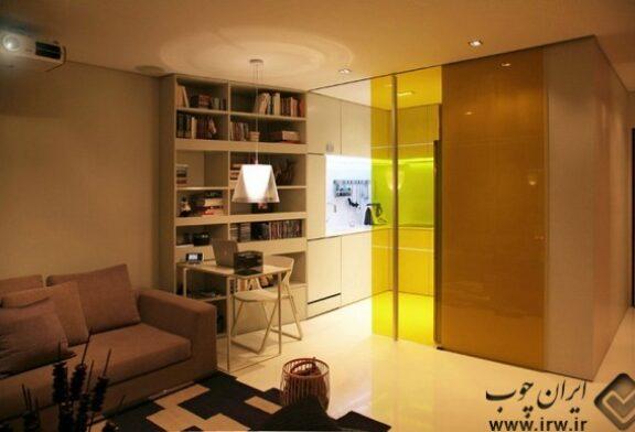ایده هایی برای دکوراسیون آپارتمان کوچک