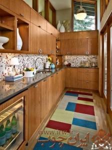 مدل های جدید کابینت آشپزخانه با طراحی بسیار  شیک