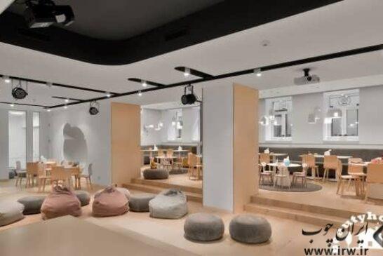 بررسی دکوراسیون دو رستوران مدرن و متفاوت با طراحی هنری