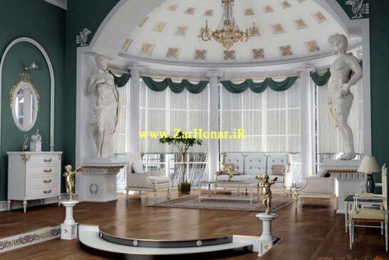 جدیدترین و زیباترین مدل های دکوراسیون داخلی منزل