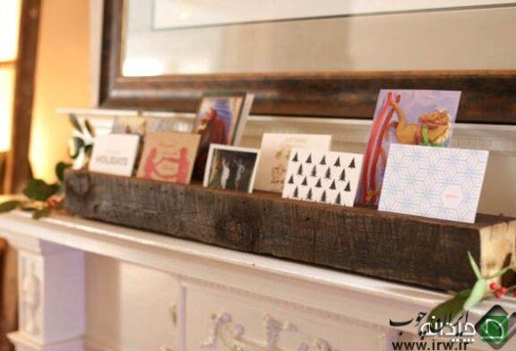 ساخت جایی برای کارت تبریک، کارت پستال و عکس