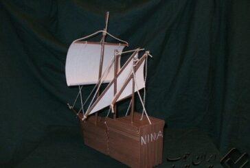 آموزش ساخت کاردستی ماکت کشتی با چوب بستنی