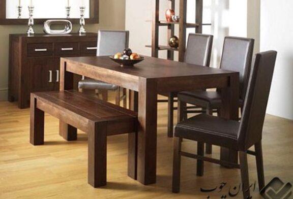 صنایع چوب و ام دی اف قصری نو