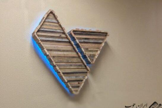 آموزش ساخت لوگو چوبی