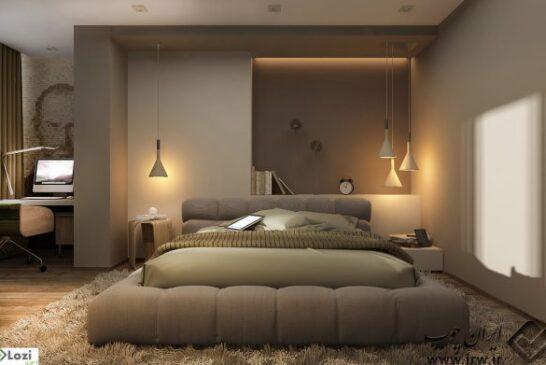 طرح های جدید اتاق خواب