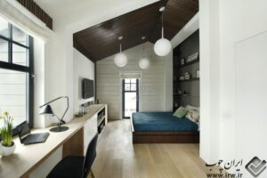 pitched-ceiling-bedroom
