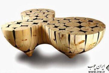 آثار هنری بی نطیر هنرمند کره ای با چوب