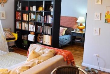 ۷ دکوراسیون داخلی ، مناسب آپارتمان های کوچک