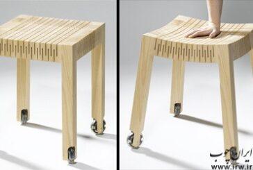 صندلی های جالب و زیبا