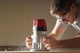 ۵ اشتباه در استفاده از ابزار کار با چوب