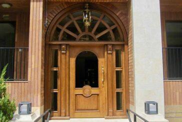 اطلاعات انواع درب ها بر پایه مشتقات چوبی