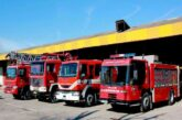 حادثه تلخ برای ۷ آتشنشان در زمان اطفای حریق/ جزییات