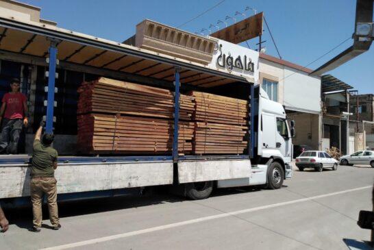 محوله وارداتی چوب راش گرجستان