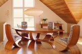 جدیدترین مدلهای میز ناهارخوری کلاسیک و مدرن