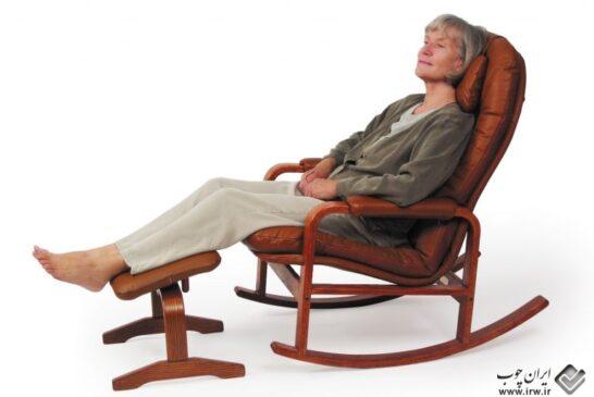 جدیدترین مدلهای صندلی راک چوبی