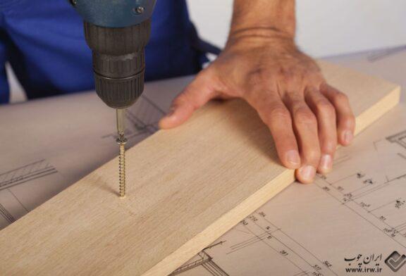 نکاتی برای استفاده بهینه از پیچ چوب خودکار در سازه های چوبی و نجاری