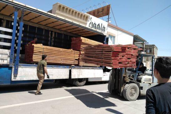 واردات چوب راش ترکیه