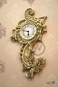 ساعت دیواری چوبی، زمان را زیباتر ببینید!